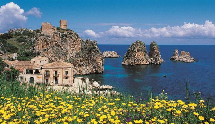 paesaggi italiani di mare