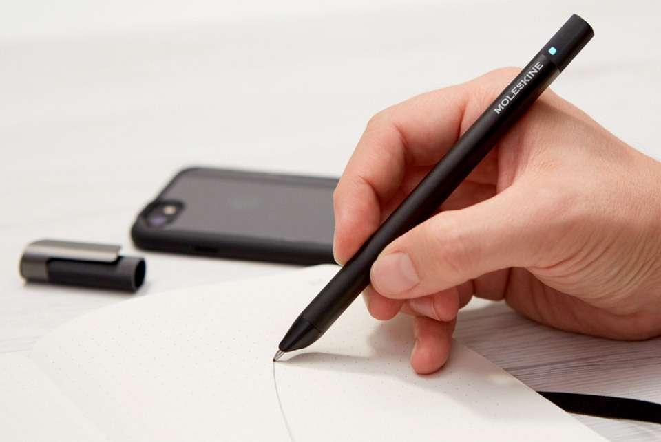 Moleskine Pen+ Ellipse - smart pen Moleskin