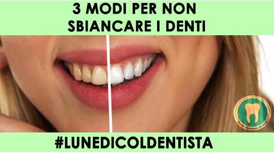 I 3 modi più popolari per sbiancare i denti (che non dovresti usare)