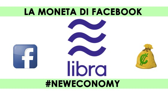 cryptovaluta di facebook, moneta virtuale