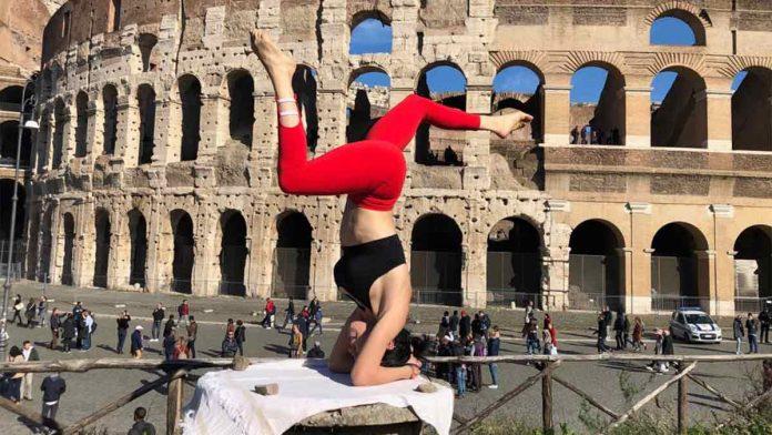 Alessia bulimia roma