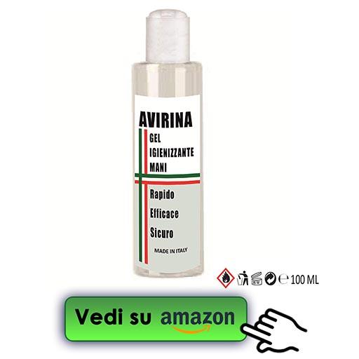 gel disinfettante mani amuchina