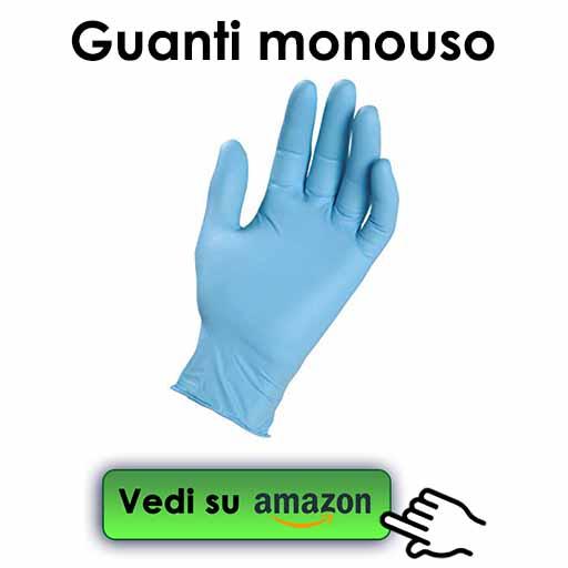 guanti sterili monouso