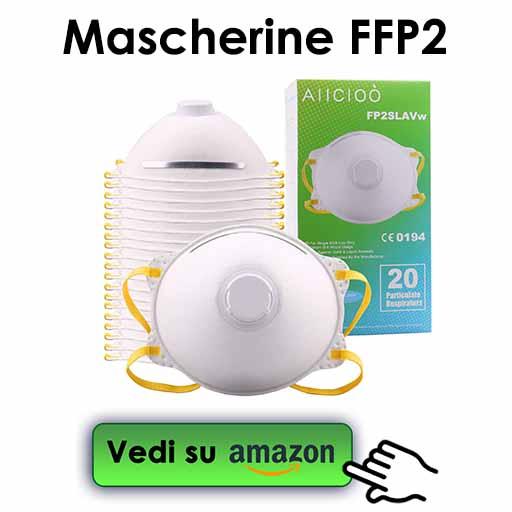 mascherine antivirus ffp2