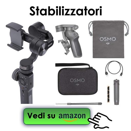 stabilizzatori per smartphone