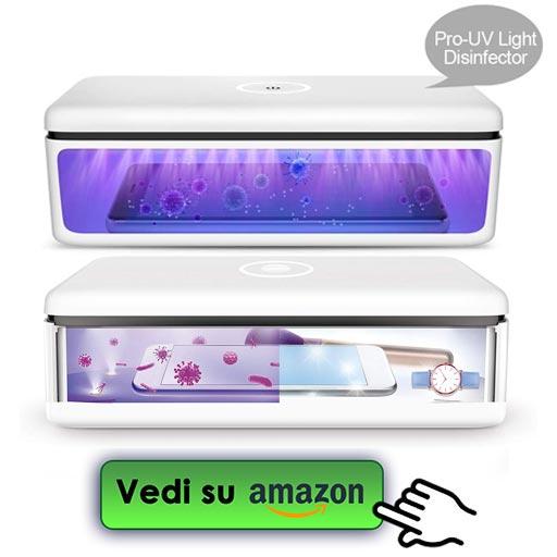 Sterilizzatore UV Professionale, 59S Sterilizzatore UV