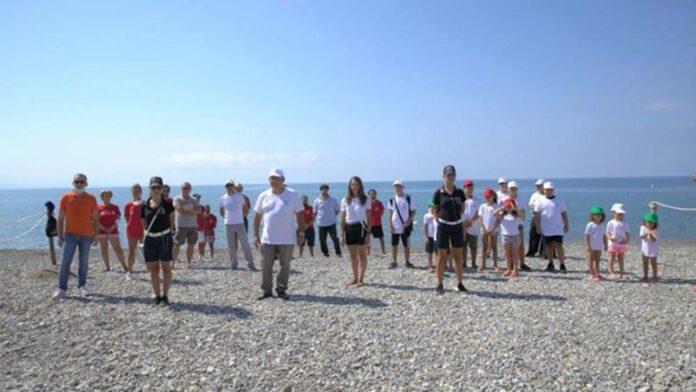 Inaugurazione Campi Estivi Spiaggia Policastro