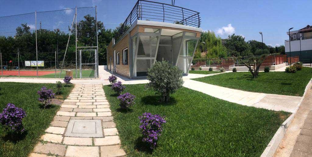 Villa comunale Policastro Bussentino - Nuova Area