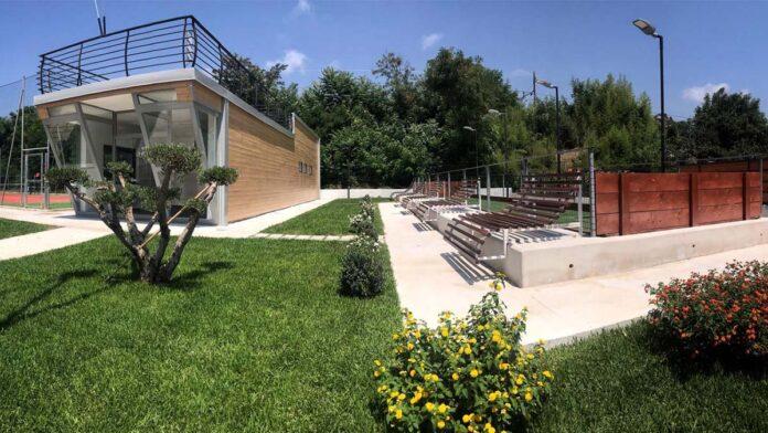 Villa comunale Policastro Bussentino - Scialuppa